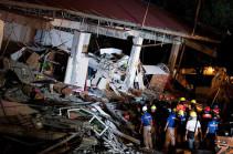 На Филиппинах пять человек стали жертвами землетрясения
