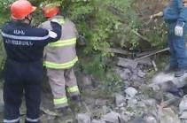 В Капане из-под завалов извлекли тело 69-летней женщины