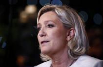 Марин Ле Пен заявила о намерении участвовать в выборах президента Франции в 2022 году