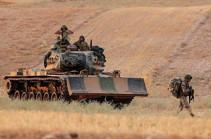 Անկարան Սիրիայում քրդերին մեղադրում է արգելված զենք օգտագործելու համար