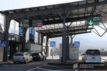 Հոկտեմբերի 21-ից հայ-վրացական սահմանով որոշ ավտոմեքենաների մաքսային ձևակերպումներն իրականացվելու են Հյուսիսային մաքսատուն-վարչությունում