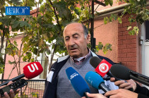 Hrayr Tovmasyan's father concerned with the actions of the NSS