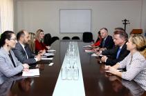 Ունենք բավարար կամք Հայաստանին աջակցելու կրթության ոլորտում քաղաքականության մշակման հարցում. ԱԶԲ պաշտոնյա