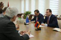 Դավիթ Տոնոյանը ԵՄ հատուկ ներկայացուցչի հետ քննարկել է ԼՂ հակամարտությանը վերաբերող հարցեր