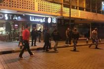 В Бейруте начались столкновения протестующих против налогов с полицией