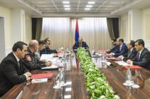 На заседании Совбеза Армении обсуждаются бурные развития в Сирии