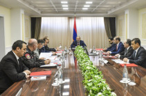 Heated developments in Syria to be subject of discussion at Armenia's Security Council session