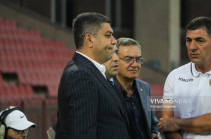 AFF chairman accepts resignation application of chief coach of Armenia's national football team