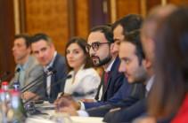 Կառավարությունում տեղի է ունեցել Հայաստանի ինովացիոն զարգացմանը նվիրված հանդիպում