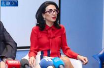 Глава государство должен осознать, что это не борьба между прежней и нынешней властью – Арпине Ованнисян