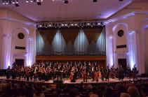 Բորիս Բերեզովսկին, Յուրի Բաշմետը և բազմաթիվ այլ աշխարհահռչակ մենակատարներ ելույթ կունենան Հայաստանում