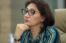 Происходящее с Грайром Товмасяном не имеет никого отношения к демократическому государству – Лилит Галстян