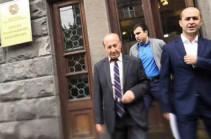 Самочувствие отца Грайра Товмасяна не ухудшалось – адвокат опровергает