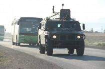 Не менее 13 мирных граждан погибли при ударе турецких ВВС по колонне беженцев в Сирии