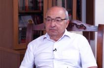 Միայն պիտի ուրախ լինենք, որ Սահմանադրական դատարանը չի ենթարկվում գործող իշխանությանը. Վազգեն Մանուկյան