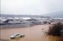 Կրասնոյարսկում ամբարտակի փլուզման հետևանքով 15 մարդ անհետ կորել է