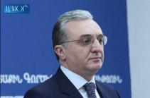 Зограб Мнацаканян отбудет с рабочим визитом в Великобританию