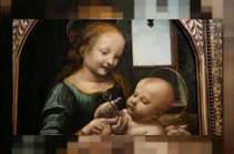 В Лувре открывается выставка работ Леонардо да Винчи (Видео)
