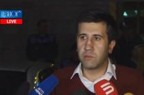 Я утверждаю, что Арсен Бабаян политзаключенный, элемент политического преследования налицо – Рубен Меликян