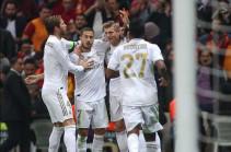 Մադրիդի «Ռեալը» հաղթել է թուրքական «Գալաթասարային»