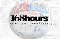 «168 ժամ». Արա Բաբլոյանը փաստացի դիմում է իրավապահներին՝ ասելով, որ Նիկոլ Փաշինյանն իշխանության է եկել օրենքի խախտմամբ