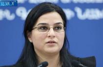 Co-chairs offer organization of meeting of Armenian, Azerbaijani FMs: MFA spokesperson