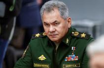 Ռուսաստանի պաշտպանության նախարարը վաղը կժամանի Հայաստան