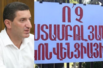 Prosperous Armenia faction lawmaker joins initiative against adoption of Istanbul Convention