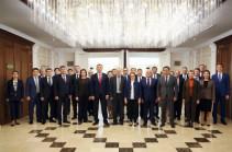 ԿԲ պատվիրակությունը մասնակցել է ԵԱՏՄ կենտրոնական/ազգային բանկերի արժութային քաղաքականության խորհրդի նիստին