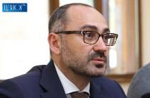Yerevan Zoo director Ruben Khachatryan quits
