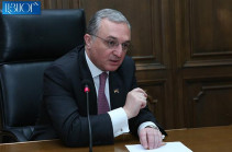 Reduction of escalation risks important issue for Armenia: FM