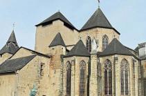 Ֆրանսիայում կողոպտել են ՅՈՒՆԵՍԿՕ-ի համաշխարհային ցուցակում գրանցված տաճարը