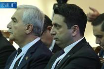 Вопрос обстрела территории Армении со стороны противника неоднократно ставился в ОДКБ как нынешними, так и бывшими властями Армении – Ален Симонян