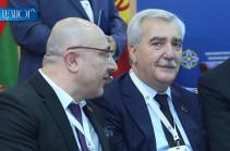 Не считаю, что баланс нарушен: Азербайджан покупает просто больше видов оружия – Андраник Кочарян