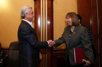 The real democracy is response to the populism which has become serious challenge in many states: Serzh Sargsyan