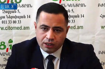 They shout there is no corruption and catch deputy minister with bribe in his hands: Grigoryan