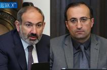 Министр здравоохранения лжет премьер-министру – председатель Армянского национального здравоохранительного совета