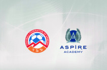 ՀՖՖ-ն կհամագործակցի Aspire ակադեմիայի հետ