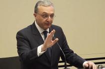 Do not pretend to be saints: Armenia's FM to Azerbaijani deputy (video)