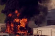 В Греции при взрыве на металлургическом заводе погиб рабочий