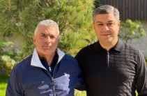 Abraham Khashmanyan new coach of Armenia's national football team?