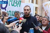 Араик Арутюнян должен уйти, акции протеста продолжатся – АРФ «Дашнакцутюн»