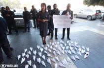 Прекрати грабить наш бюджет – Сона Агекян протестует против покупки нового самолета для премьера Армении