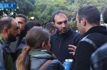 Араик Арутюнян относится к армянской культуре как султан Абдул-Хамид – студент ЕГУ