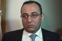Арцвика Минасяна допрашивают в качестве свидетеля – СК Армении