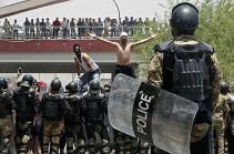 В Ираке за сутки из-за протестов погибли десять человек