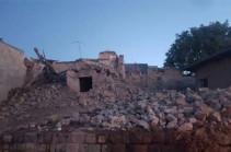 Magnitude 8 quake hits Iran, shakes felt in Armenia's regions and Yerevan