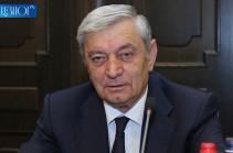 Феликс Цолакян предложил иранской стороне направить спасательные силы в зону бедствия