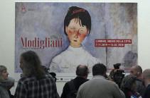 Выставка Модильяни в Ливорно (Видео)