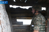 Այս շաբաթ հայ դիրքապահների ուղղությամբ արձակվել է շուրջ 2500 կրակոց
